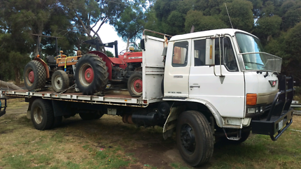 Machinery and goods road Transport  Yarra Glen Yarra Ranges Preview