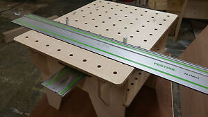 Festool, Makita, DeWalt Track Saw Portable Workbench Router Table in BIRCH PLY
