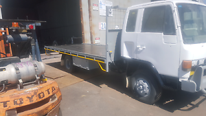 Isuzu 10 tonne gvm truck Hemmant Brisbane South East Preview