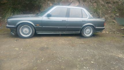 Wrecking bmw e30 cars 1983 to 1991