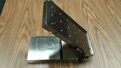 6x12x2-58 Precision Sine Plates 10 Roll Distance Sine-p-612 - New