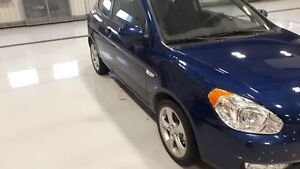 2011 Hyundai Accent Extremely low kms