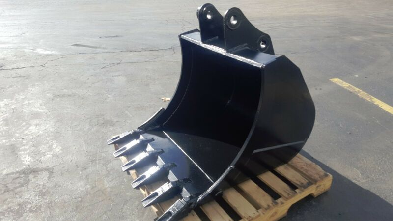 "New 36"" Doosan Dx75 Heavy Duty Excavator Bucket"