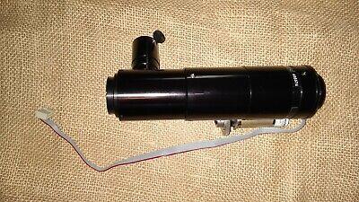 Navitar 1-50752 Motorized Zoom Lens Faulhaber Stepper Light Source Tube