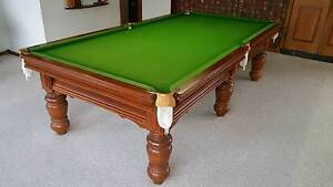 Fantastic 9ft Pool Table Fulham Gardens Charles Sturt Area Preview