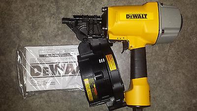 Framing coil Nailer dw325c nail gun Dewalt version of bostitch n80cb 1 yr warnty
