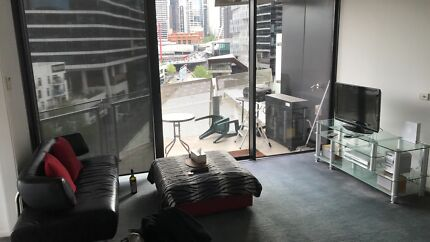 Furnished one bed apartment