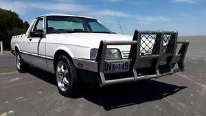 Ford XF Falcon Ute 1988 3spd manual with 5 poster Bull Bar Milang Alexandrina Area Preview