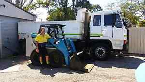 BOB CAT & Tipper truck  Hire with driver Goodna Ipswich City Preview