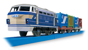 Tomy-Plarail-Pla-Rail-Trackmaster-S-60-EF66-electric-locomotive-Motorized-Train