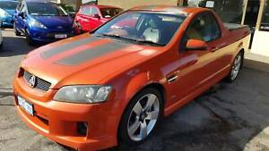 2007 HOLDEN VE SS V UTE 124,000KMS AUTO Midland Swan Area Preview
