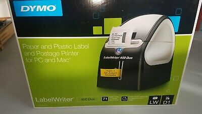 DYMO 1752267 LabelWriter 450 Duo Thermal Label Printer Dymo Colored Label Printer