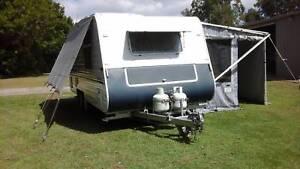 2004 Royal Flair 18ft Caravan