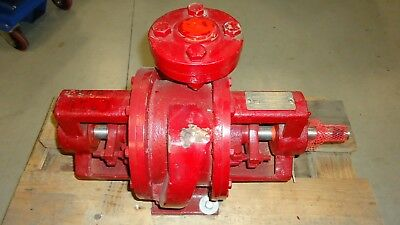 American-marsh Roper 1.5 Port Iron Pump Type Vf-20 25mm Shaft