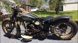 1943 Harley WLC 45 -best offer