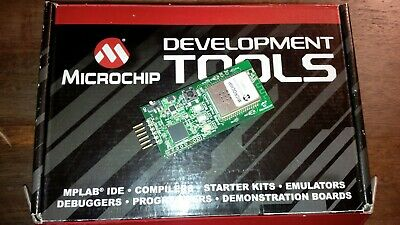 Microchip Dev Tools - Wifi Comm Demo Board Dv102411 - Iot Development Kit 802.11