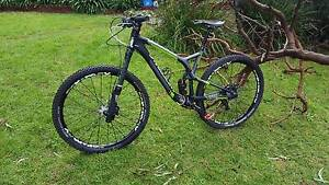 Cannondale Trigger lefty enduro trail mountain bike mtb carbon Maylands Norwood Area Preview