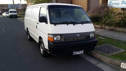 1998 Toyota Hiace Van/Minivan Mitcham Whitehorse Area Preview
