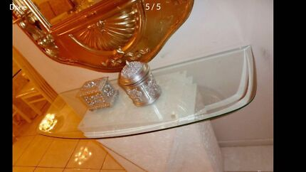 stone hall table. BEAUTIFUL STONE HALL TABLE GLASS TOP GREAT CONDITION Stone Hall Table E