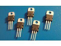 QITA 14pcs L79 Series /& L7805-L7824 LM317T Spannungsregler Voltage Regulator