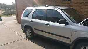 Honda CRV 2004 Macquarie Hills Lake Macquarie Area Preview