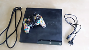 Playstation 3 with controller Moggill Brisbane North West Preview