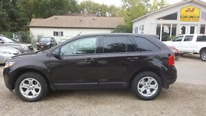 2013 Ford Edge SEL SEL AWD,3.5 V6,C.Start