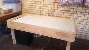 Unfinished air hockey table Fairview Park Tea Tree Gully Area Preview