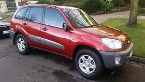 TOYOTA RAV4 2000 ! GREAT CONDITION INJECTED LPG SYSTEM. GREAT CAR Hawthorn East Boroondara Area Preview