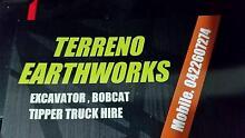 Bobcat , Excavator, Rockbreaker and tipper truck hire Morley Bayswater Area Preview