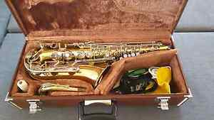 Yamaha Alto Saxophone AS-100 Manly West Brisbane South East Preview