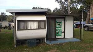 Onsite caravan with annex and ensuite Curtin Woden Valley Preview