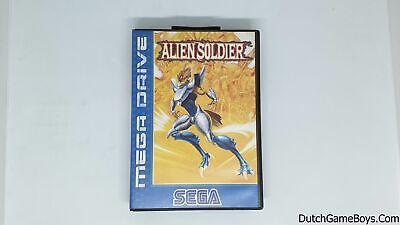 Alien Soldier - New and Sealed - Sega Mega Drive comprar usado  Enviando para Brazil