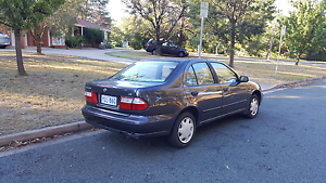 1998 Nissan Pulsar  (183000kms) Holder Weston Creek Preview