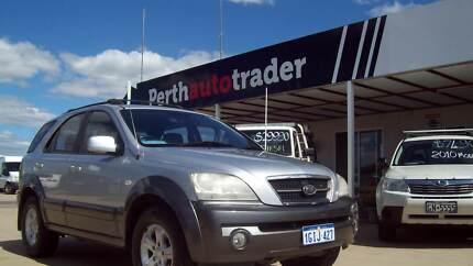 2006 KIA SORENTO EX 4X4 SUV Maddington Gosnells Area Preview