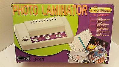 Royal Sovereign 14 Ez-9 Photo Laminator Machine Tested