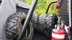 Can-am tyres 27x11x14 and 27x9x14 quad bike Bligh Park Hawkesbury Area Preview