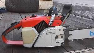 stihl chainsaw 056 av super Hobart CBD Hobart City Preview