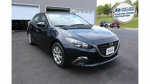 2016 Mazda Mazda3 GX! 6 SPEED! LOW KMS! $85 BI-WEEKLY!