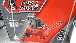 Full Boar Air Compressor Tweed Heads Tweed Heads Area Preview
