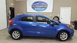 2013 Kia Rio LX+ ECO Blue tooth & heated SEATS