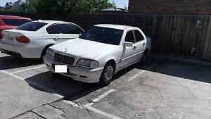 1997 Mercedes-Benz C180 Sedan Pascoe Vale South Moreland Area Preview