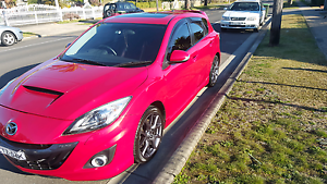 CHEAP ! CLEAN MAZDA MPS 2009 LUXURY RARE FACTORY SUNROOF Bankstown Bankstown Area Preview