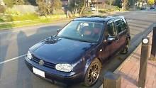 2001 Volkswagen Golf Hatchback Adelaide CBD Adelaide City Preview