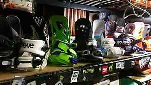 Brand new snowboard bindings Union Burton Flux Technine Lidcombe Auburn Area Preview