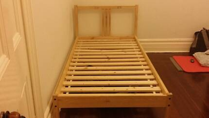 Single bed frame - Ikea