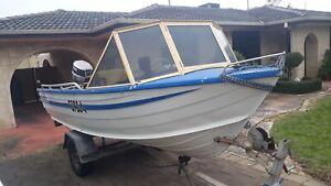 Tinny / Boat, Stacer
