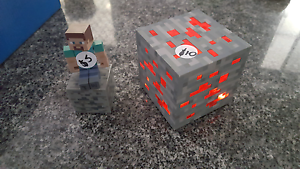 Mincraft toys Toowoomba Toowoomba City Preview
