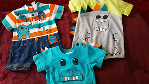BRAND NEW CUTE LITTLE MONSTERS DESIGN BABY CLOTHES Salisbury Salisbury Area Preview