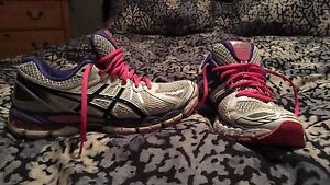 ASICs running shoes. Sz 9.5